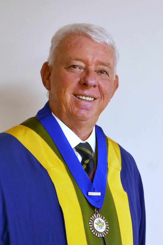 Photo of Alistair Fulton, Senior Warden