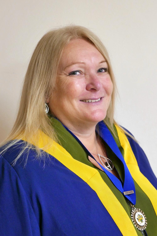 Photo of Kerri Mansfield JP, Panels Warden